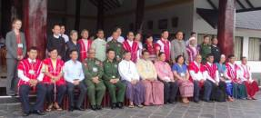 Research Associates supported peace negotiations in Burma