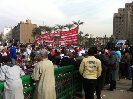 Research Associates provided support on constitution-drafting in Egypt