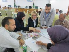 Research Associates supported work relating to the preparation of the Libyan constitution.
