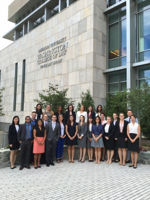 The 2016-17 class of Research Associates